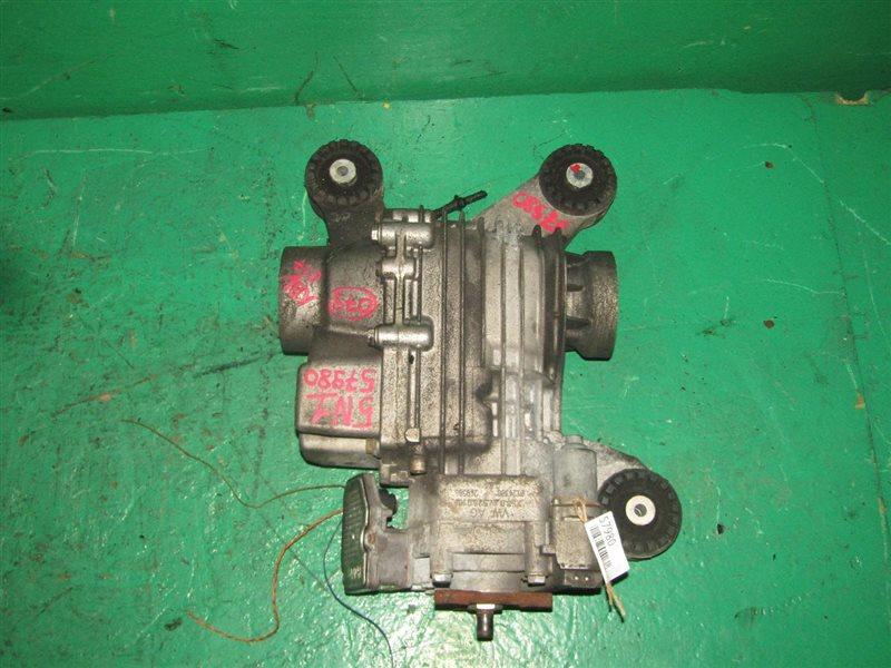 Редуктор Volkswagen Tiguan 5N1 CAW задний 0AY907554B