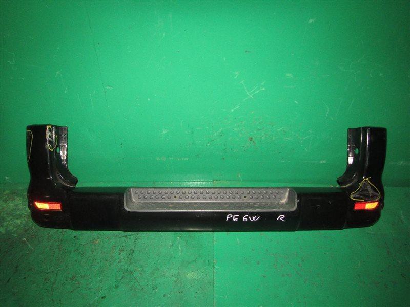 Бампер Mitsubishi Delica PD6W задний