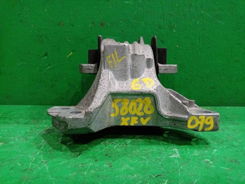 Подушка двигателя Peugeot 407 6D XFV передняя левая