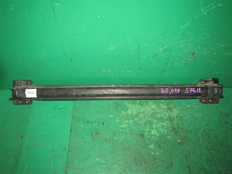 Жесткость бампера Peugeot 407 6D задний
