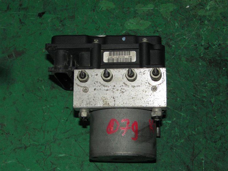 Блок управления abs Nissan Teana J32 VQ25DE 47660-JN00A
