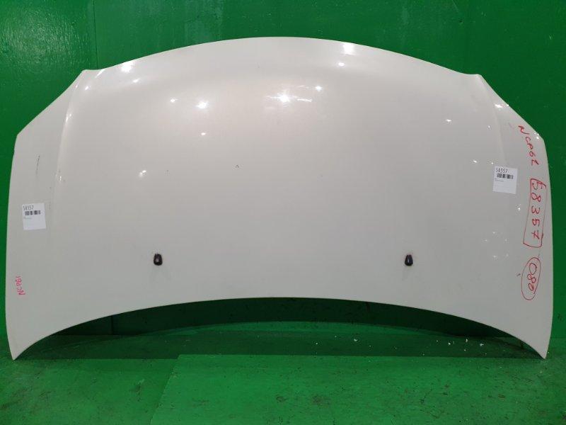 Капот Toyota Ist NCP61