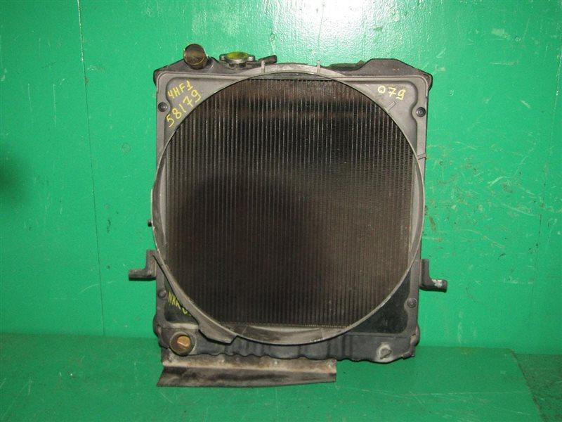 Радиатор основной Isuzu Elf NKR66L 4HF1