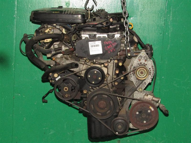 Двигатель Nissan Pulsar FN14 GA15DS 270323B