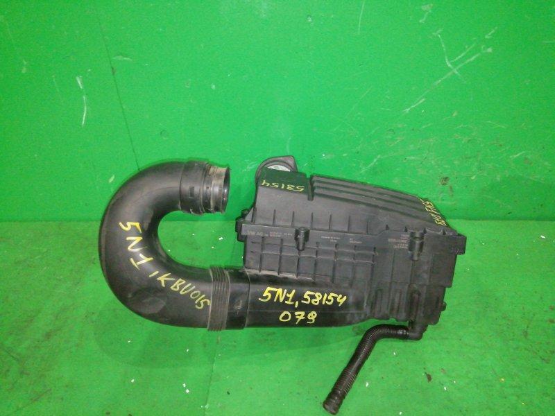Корпус воздушного фильтра Volkswagen Tiguan 5N1 CAW 1K0129607AG