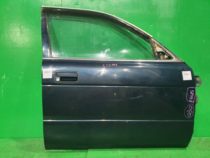 Дверь Mazda Capella CG2PP передняя правая