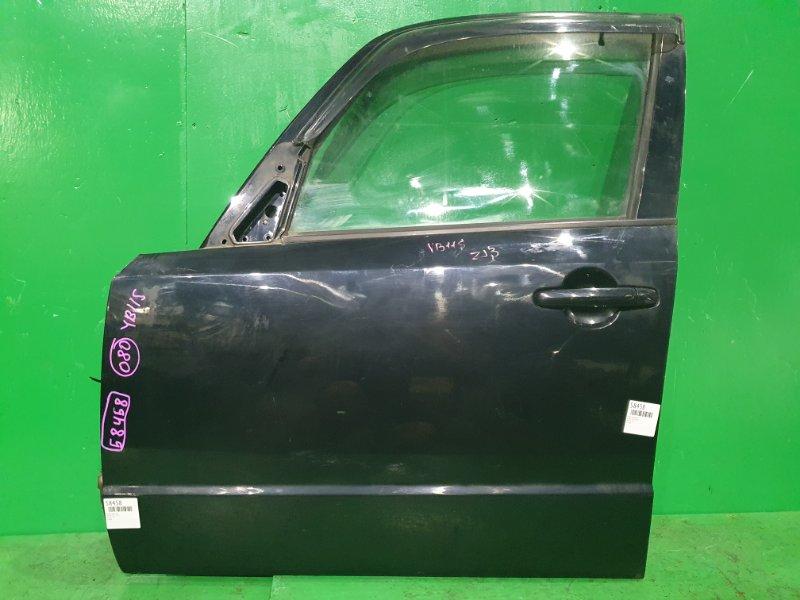 Дверь Suzuki Sx4 YB11S передняя левая