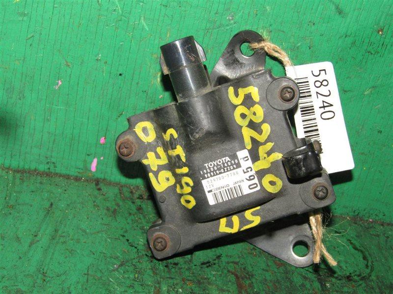 Катушка зажигания Toyota Corona ST190 4S-FE 90919-02209