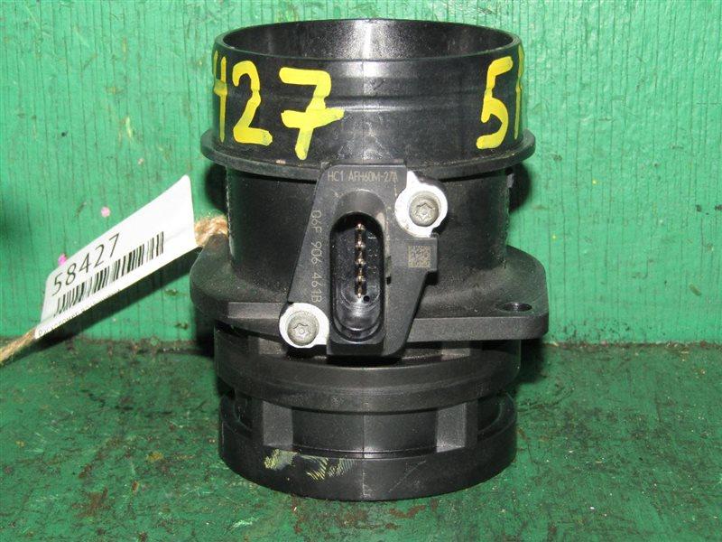 Расходомер воздушный Volkswagen Tiguan 5N1 CAW 06J906461B