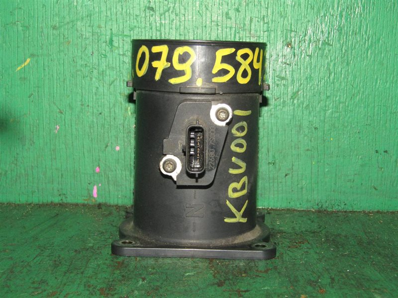 Расходомер воздушный Nissan X-Trail NT30 QR20DE 22680-7S000