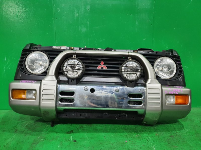 Nose cut Mitsubishi Pajero Mini H56A 4A30 12.1994