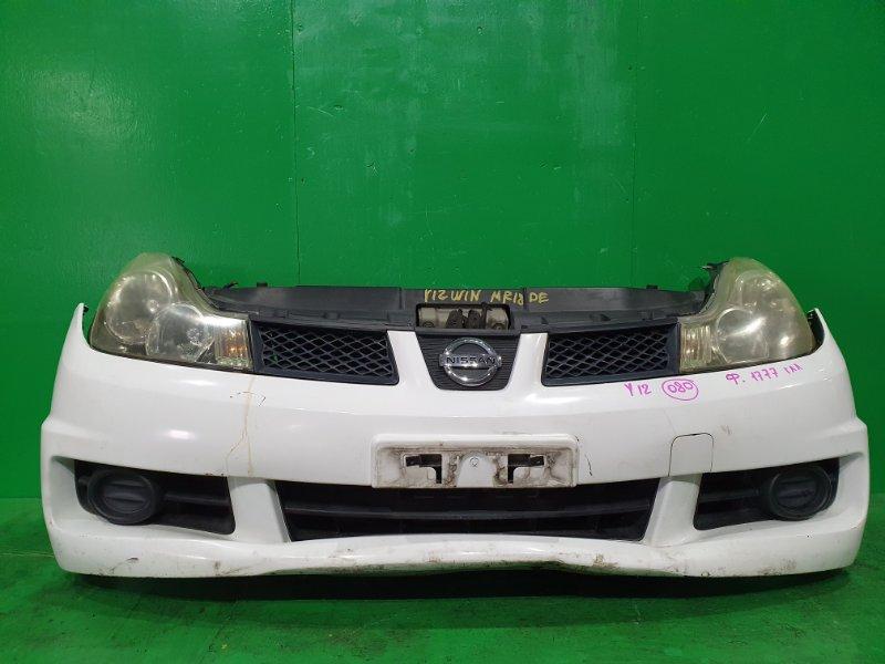 Nose cut Nissan Wingroad JY12 MR18DE