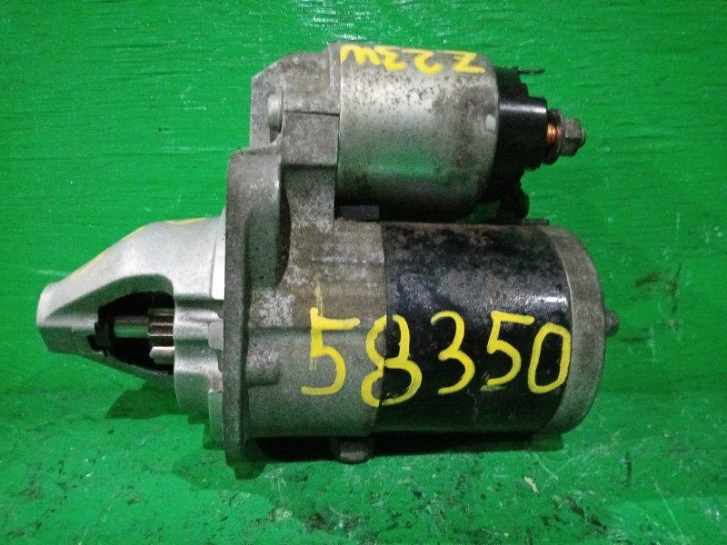 Стартер Mitsubishi Colt Z23W 4A91 1810A008