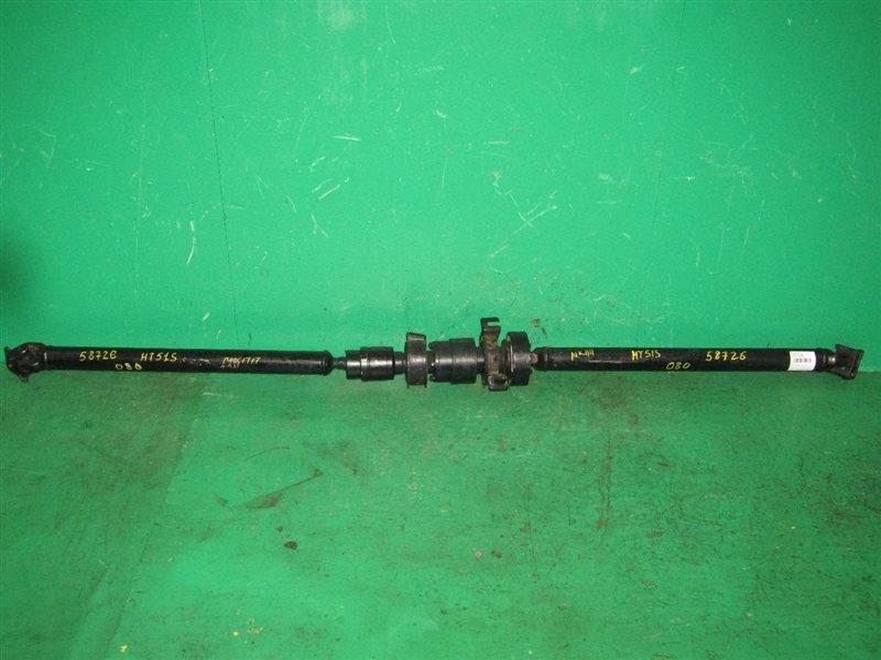 Карданный вал Suzuki Swift HT51S M13A
