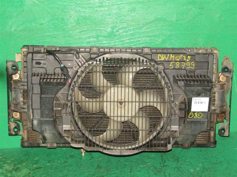 Радиатор кондиционера Nissan Caravan DWMGE25 ZD30DD