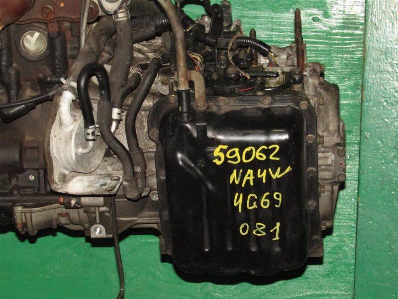 Акпп Mitsubishi Grandis NA4W 4G69 MIVEC F4A4B2N3Z