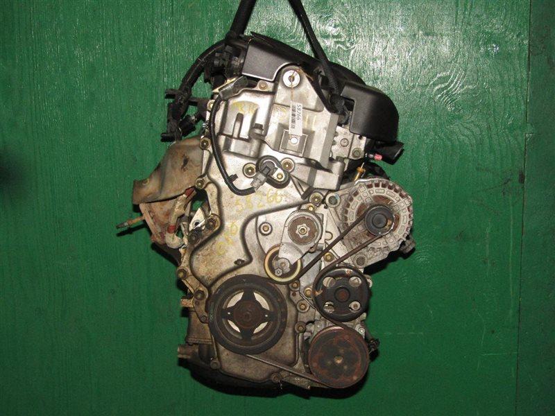 Двигатель Nissan Wingroad JY12 MR18DE 042061A