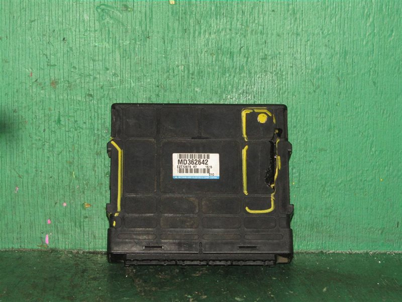 Блок управления efi Mitsubishi Legnum EC3W 4G64 GDI MD362642