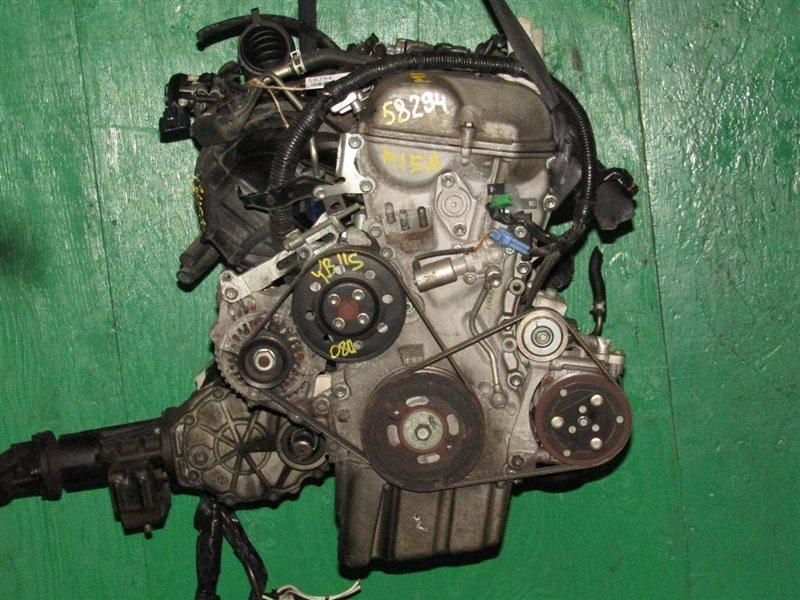 Двигатель Suzuki Sx4 YB11S M15A 1167300