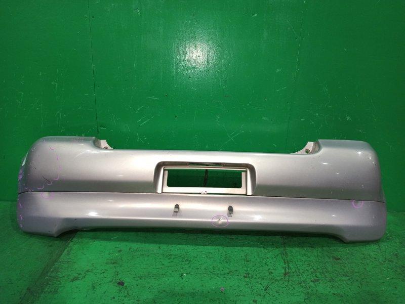 Бампер Toyota Vitz NCP15 01.1999 задний