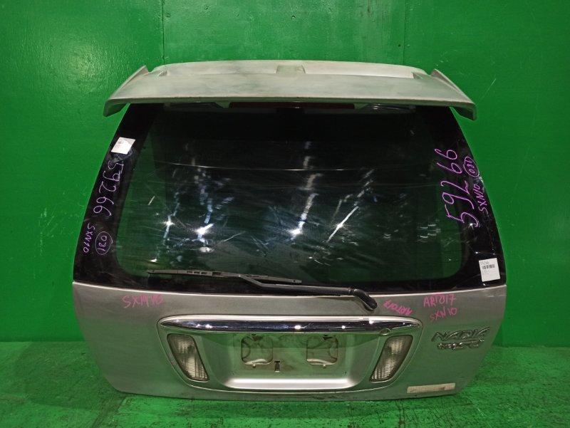 Дверь задняя Toyota Nadia SXN10