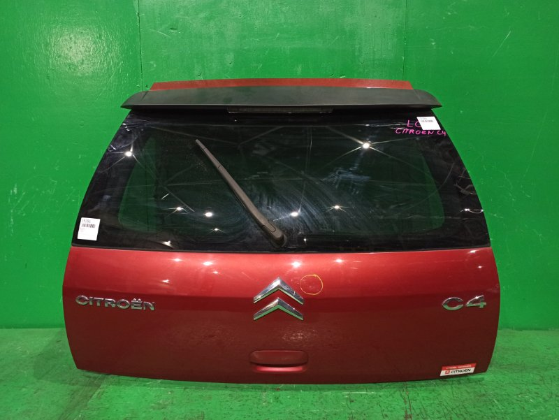 Дверь задняя Citroen C4 LC