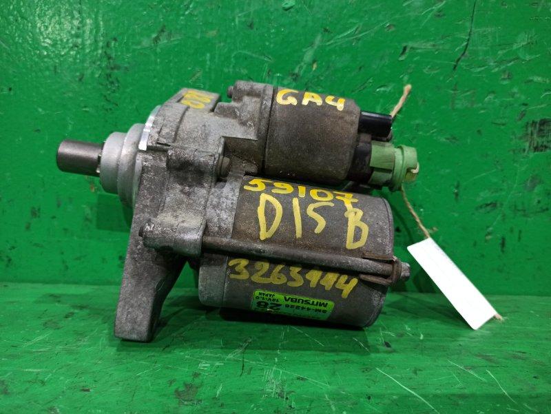 Стартер Honda Capa GA4 D15B SM-44226