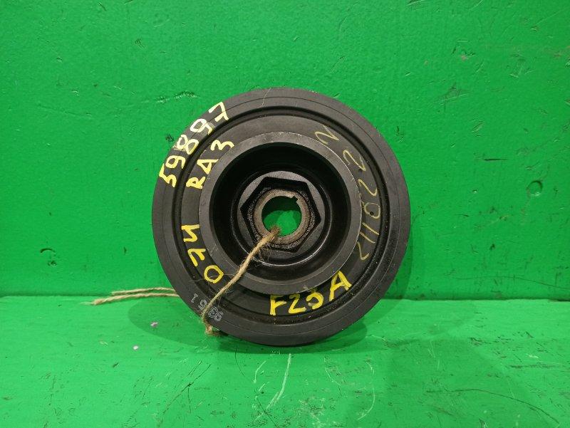 Шкив Honda Odyssey RA3 F23A