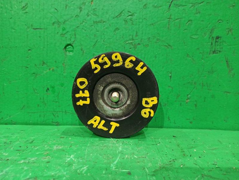 Ролик навесного оборудования Audi A4 B6 ALT 06B903341