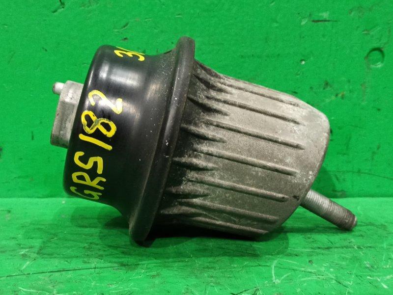 Подушка двигателя Toyota Crown GRS182 3GR-FSE