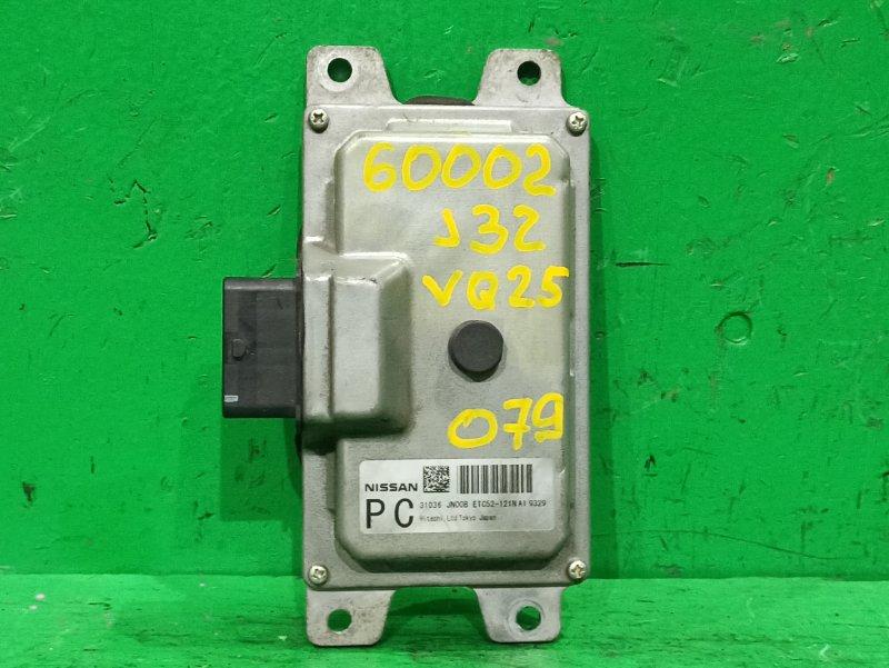 Блок управления автоматом Nissan Teana J32 VQ25DE 31036-JN00B