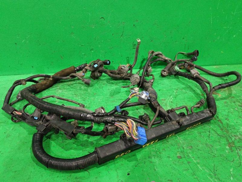 Коса двс Honda Avancier TA1 F23A