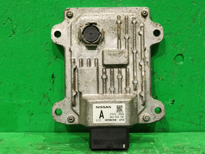 Блок управления автоматом Nissan March K13 HR12DE 31036-1HH6A