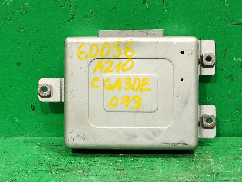 Блок управления автоматом Nissan Cube AZ10 CGA3DE
