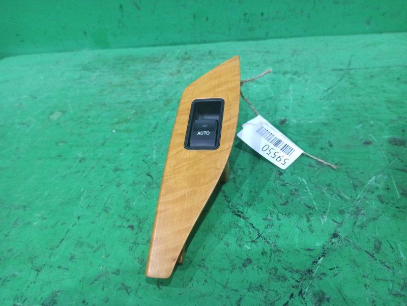 Кнопка стеклоподъемника Toyota Allion NZT260 задняя правая