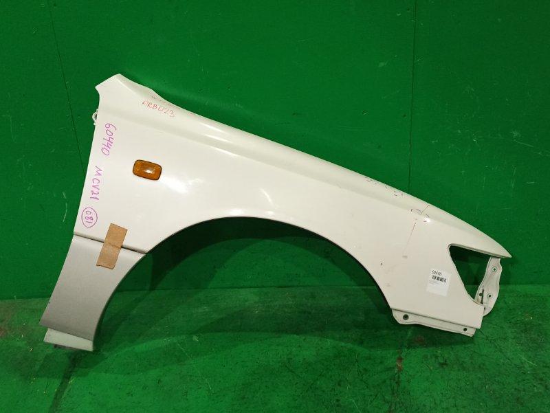 Крыло Toyota Windom MCV21 переднее правое