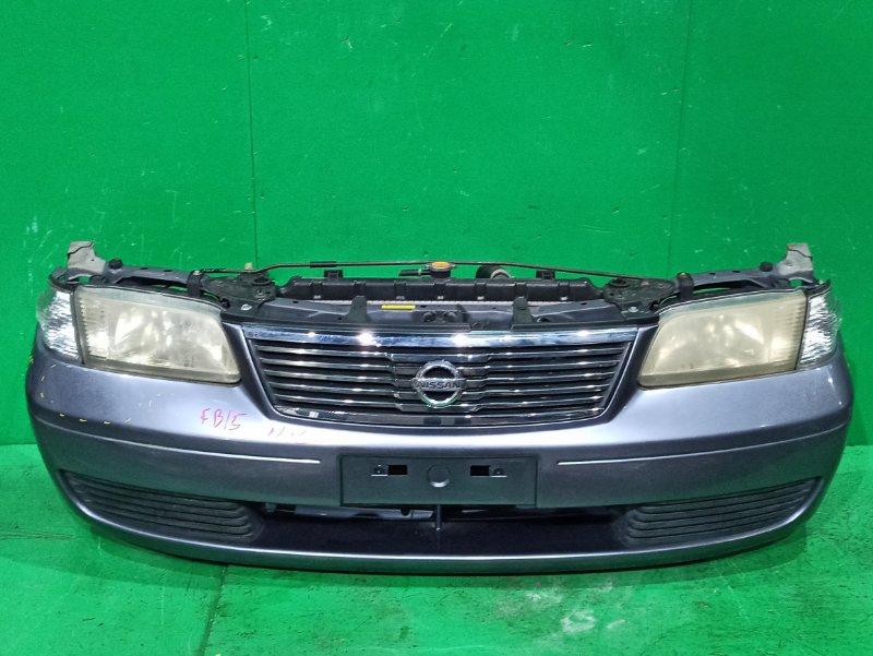Nose cut Nissan Sunny FB15 QG15DE 05.2002 16-02, 34-18