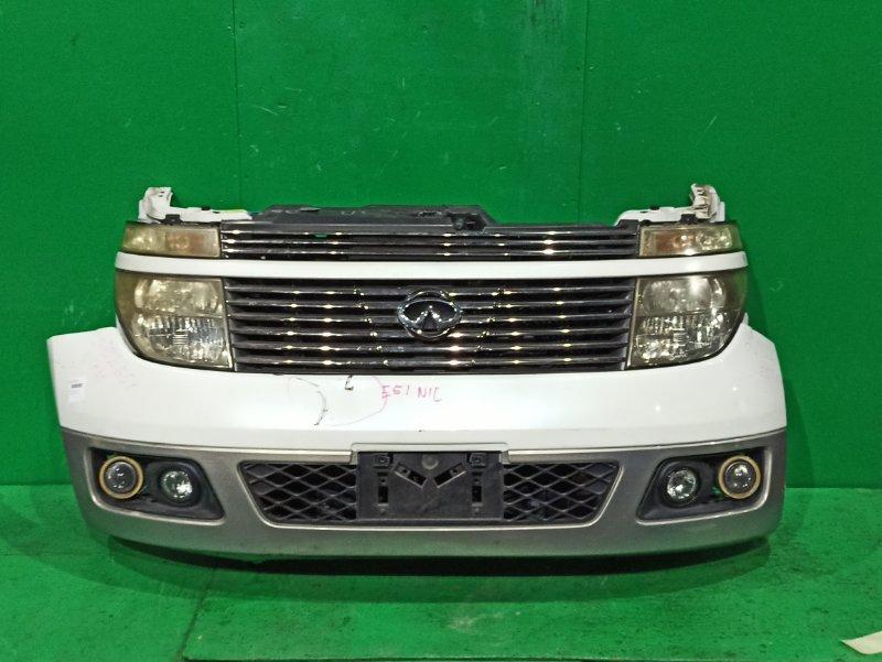 Nose cut Nissan Elgrand E51 VQ25DE 05.2002 100-24826, 029065
