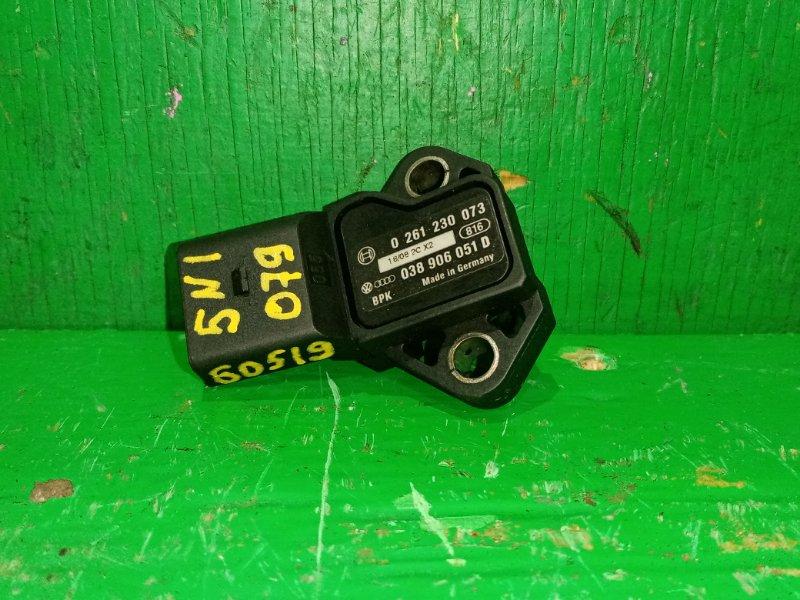 Датчик давления турбины Volkswagen Tiguan 5N1 CAW 038906051D