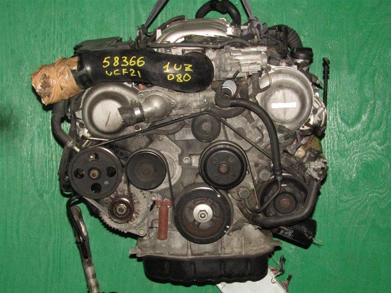 Двигатель Toyota Celsior UCF21 1UZ-FE 0817417