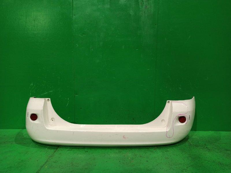 Бампер Mazda Demio DY3W задний