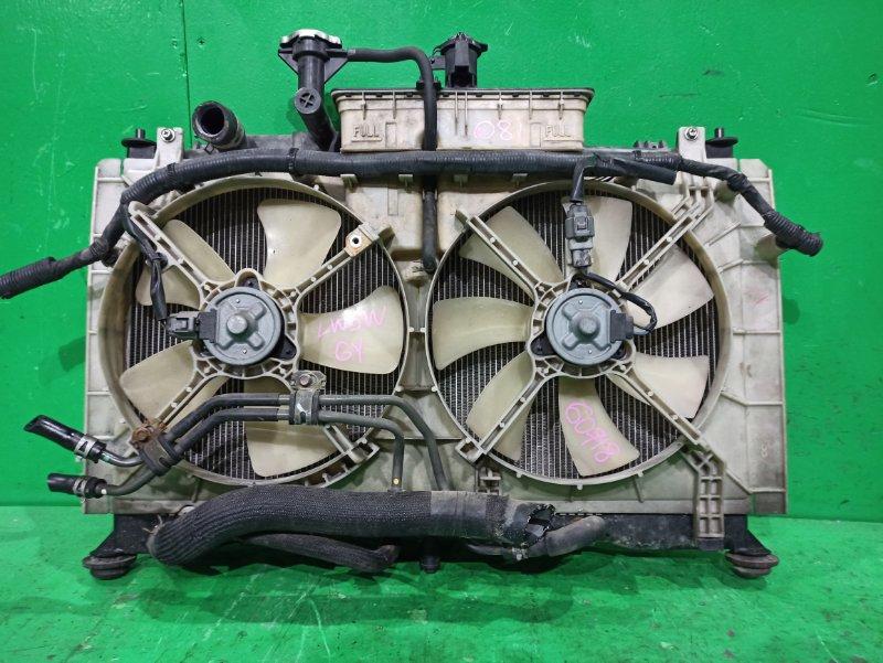 Радиатор основной Mazda Atenza GY3W L3-VE