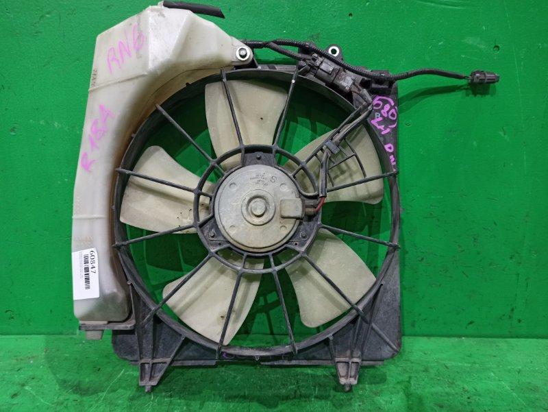 Диффузор радиатора Honda Stream RN6 R18A левый