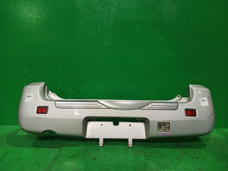 Бампер Daihatsu Terios Kid J131G 10.1998 задний