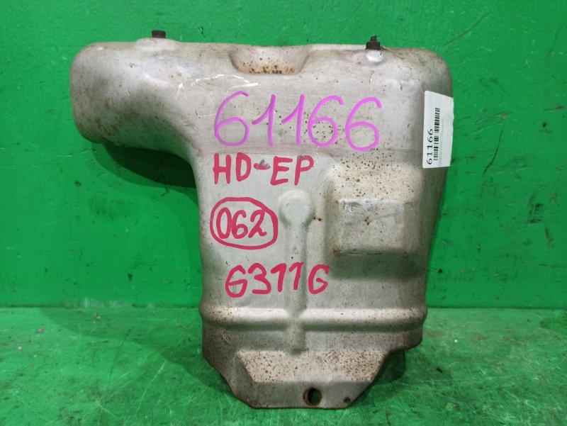 Коллектор выпускной Daihatsu Pyzar G311G HD-EP