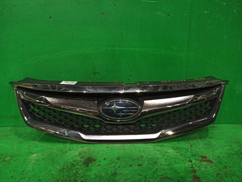 Решетка радиатора Subaru Legacy BR9 01.2009