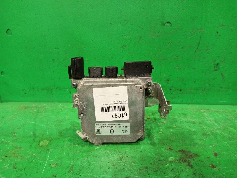 Блок управления рулевой рейкой Subaru Exiga YA5 34710-YC020