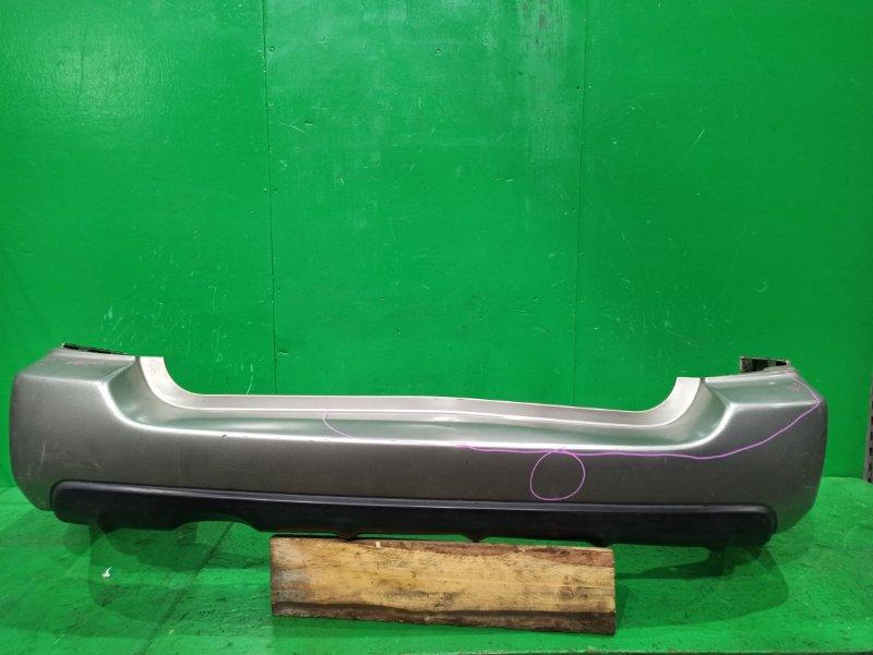 Бампер Subaru Forester SG5 01.2005 задний