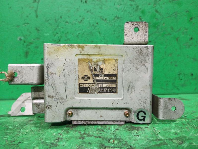 Блок управления автоматом Nissan Ad VFY11 QG15DE 31036-WD010