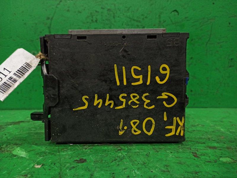 Блок управления efi Daihatsu Mira L275V KF-VE 89560-B2N60